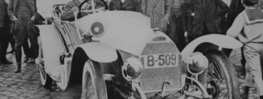 Austro Daimler Alpenwagen
