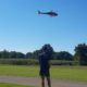 Anton Wegscheider Modellflieger bei Modellsporttage Mattsee